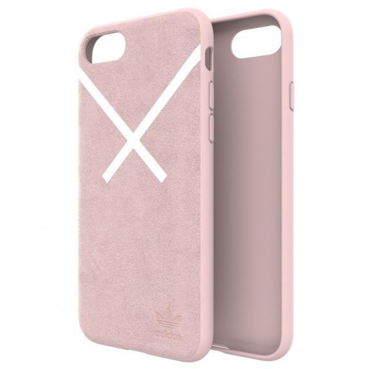 iPhone8/7/6s/6 ケース adidas Originals XBYO ケース Blanch Purple iPhone SE 第2世代/8/7_0