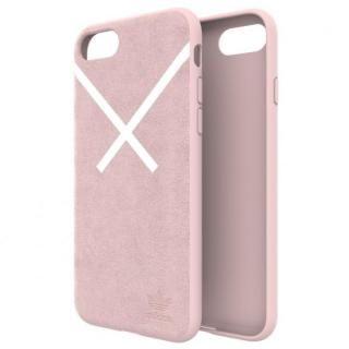 iPhone8/7/6s/6 ケース adidas Originals XBYO ケース Blanch Purple iPhone SE 第2世代/8/7