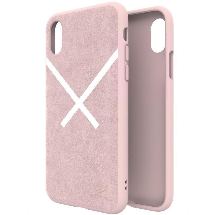 iPhone XS/X ケース adidas Originals XBYO ケース Blanch Purple iPhone XS/X_0