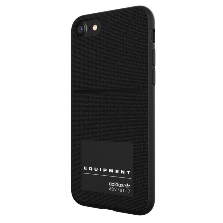 iPhone8/7/6s/6 ケース adidas Originals EQT 手帳型ケース ブラック iPhone 8/7/6s/6_0