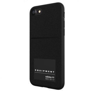 【iPhone8/7/6s/6ケース】adidas Originals EQT 手帳型ケース ブラック iPhone 8/7/6s/6【3月上旬】