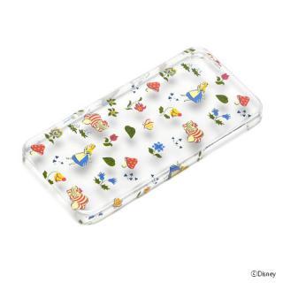 ディズニー iPhone SE/5s/5 ハードケース クリア アリス