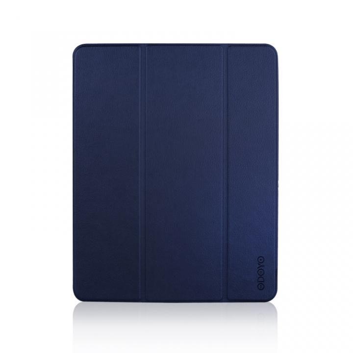 ODOYO エアコート ネイビーブルー 12.9インチ iPad Pro 2018_0