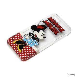 ディズニー iPhone 5c ハードケース クリア ミニーマウス