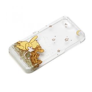 ディズニー iPhone 5c ハードケース クリア くまのプーさん