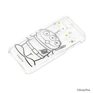 ディズニー iPhone 5c ハードケース クリア箔押し エイリアン
