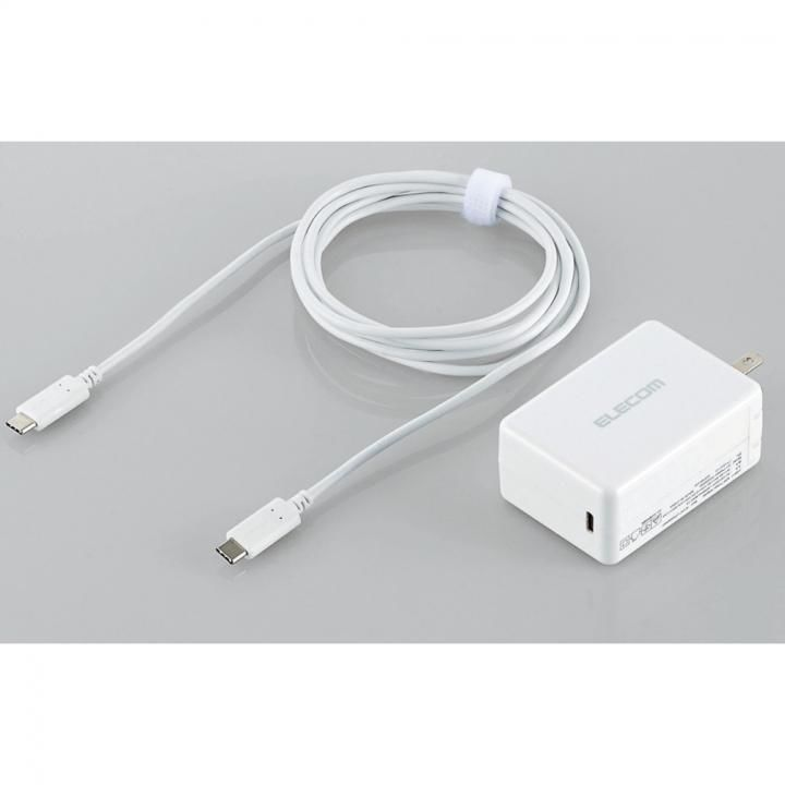 USB Type-C/Power Delivery対応 ACアダプタ_0