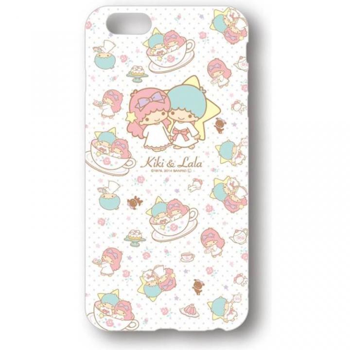 【iPhone6 Plus】キキ&ララ ソフトケース 総柄 iPhone 6 Plus_0