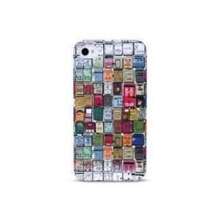 その他のiPhone/iPod ケース 【50%OFF】iPhone4s/4 ODOYO G.O.D/メタルレターボックス