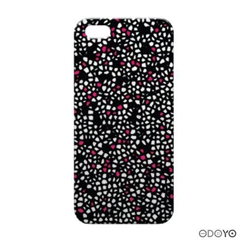 iPhone SE/5s/5 ケース iPhone SE/5s/5 ODOYOモザイク/モリオン_0