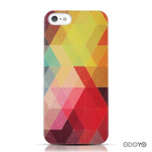 iPhone SE/5s/5 ODOYOキューベン/キューベンファイバー