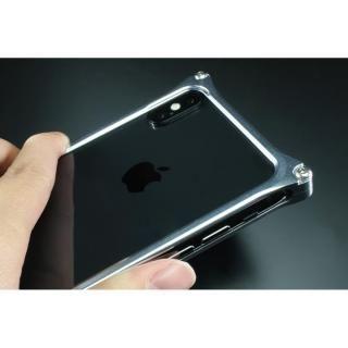 【iPhone XS/Xケース】ギルドデザイン ソリッドバンパー  ブラック iPhone XS/X_8