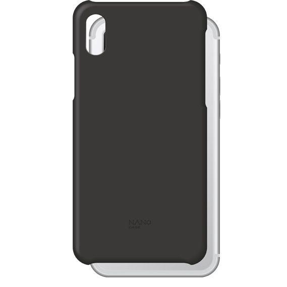 NanoCase ケースタイプ ブラック iPhone X