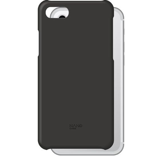 NanoCase ケースタイプ ブラック iPhone 8