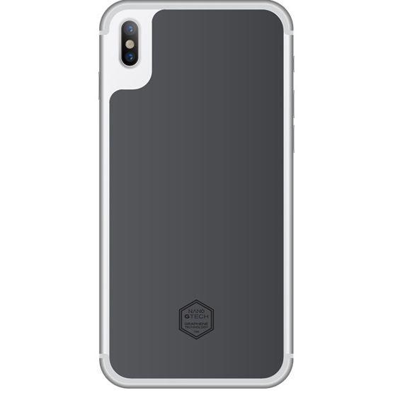 iPhone X ケース NANOSTICKER ステッカータイプ iPhone X_0