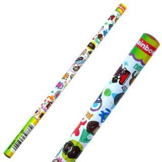 おさわり探偵なめこ栽培キット レインボー鉛筆