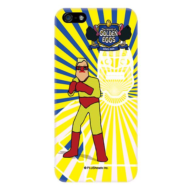 iPhone5s/5 ゴールデンエッグス ターキーレンジャー・ブルー