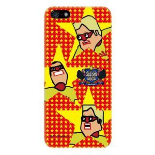 iPhone5s/5 ゴールデンエッグス ターキーレンジャー・レッド