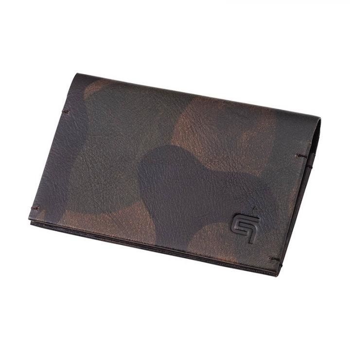 Desert Storm Genuine Leather 'HAAWASE' Card Case DBC_0