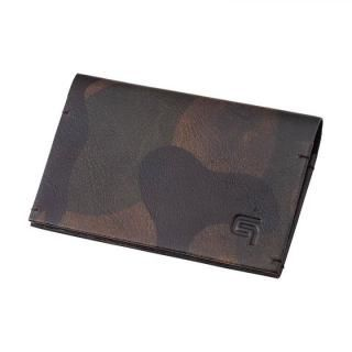 Desert Storm Genuine Leather 'HAAWASE' Card Case DBC