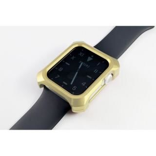 Solid bumper ソリッドバンパー for Apple Watch シャンパンゴールド(44mm、Series4.5用)