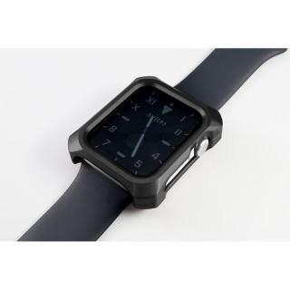 Solid bumper ソリッドバンパー for Apple Watch ブラック(44mm、Series4.5用)