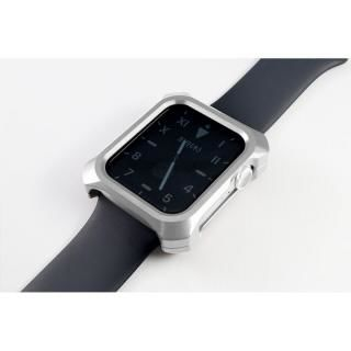 Solid bumper ソリッドバンパー for Apple Watch シルバー(44mm、Series4.5用)