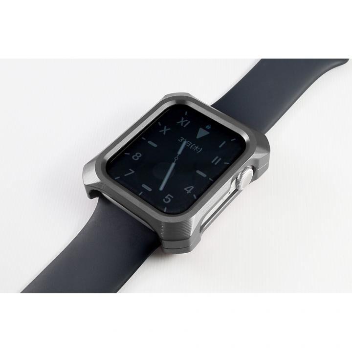 Solid bumper ソリッドバンパー for Apple Watch グレー(44mm、Series4.5用)【12月中旬】_0