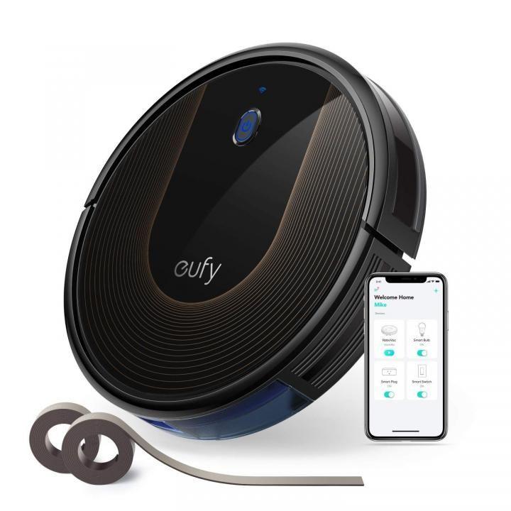 Anker Eufy RoboVac 30C ロボット掃除機 Wi-Fi内蔵 ブラック_0