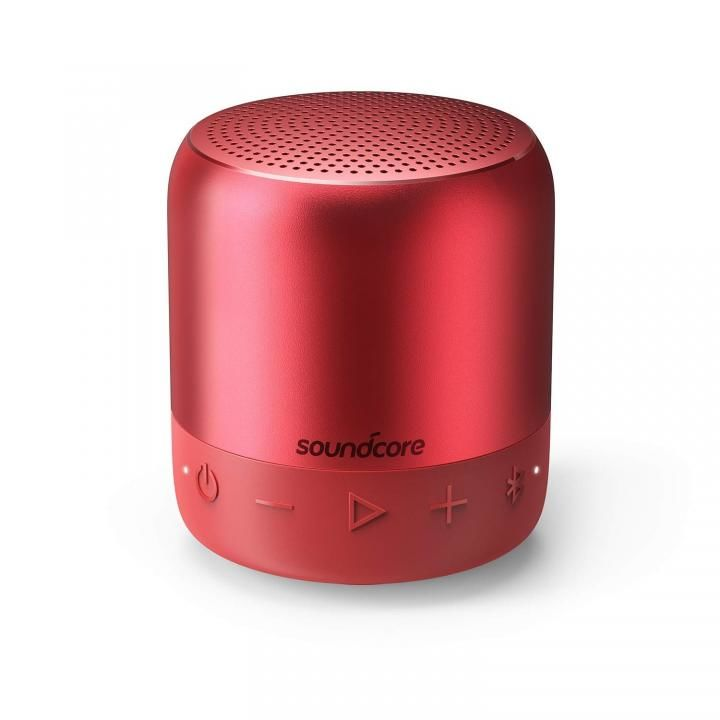 Anker Soundcore Mini 2 防水ワイヤレススピーカー レッド_0
