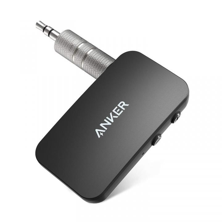 Anker Soundsync Bluetoothレシーバー ブラック【6月上旬】_0