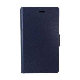 【iPhone7 Plusケース】[A+×CRYSTAL ARMOR]Su-Penホルダー付き手帳型ケース Special Edition ネイビー iPhone 7 Plus_1