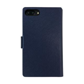 【iPhone7 Plusケース】[A+×CRYSTAL ARMOR]Su-Penホルダー付き手帳型ケース Special Edition ネイビー iPhone 7 Plus_2