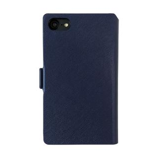 【iPhone7ケース】[A+×CRYSTAL ARMOR]Su-Penホルダー付き手帳型ケース Special Edition ネイビー iPhone 7_2