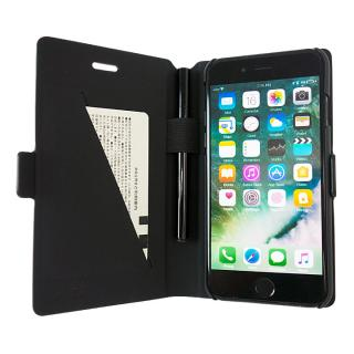 【iPhone7ケース】[A+×CRYSTAL ARMOR]Su-Penホルダー付き手帳型ケース Special Edition ネイビー iPhone 7_3