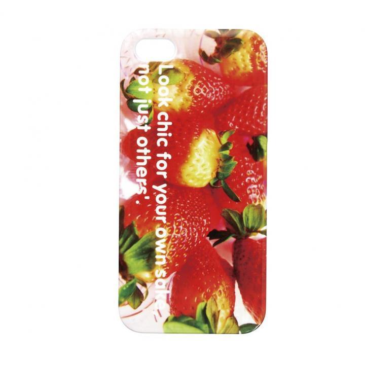 iPhone SE/5s/5 ケース iPhone SE/5s/5 ニナデジ/ストロベリー_0