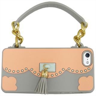 iPhone SE/5s/5 CLICHE 『FRINGE COWGIRL』 GREY