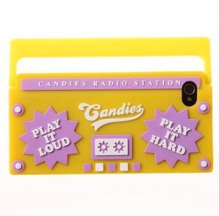 その他のiPhone/iPod ケース iPhone4/4s RADIO YELLOW