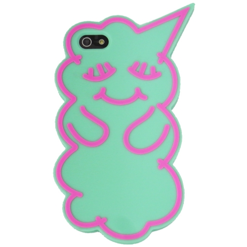 【iPhone SE/5s/5ケース】iPhone SE/5s/5 SLEEPIE GREEN_0