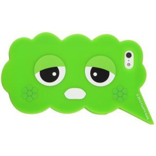 iPhone SE/5s/5 ガチャピン 緑