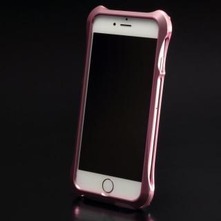 【iPhone6s/6ケース】ジュラルミンバンパー REAL EDGE C-5 プラムピンク  iPhone 6s/6