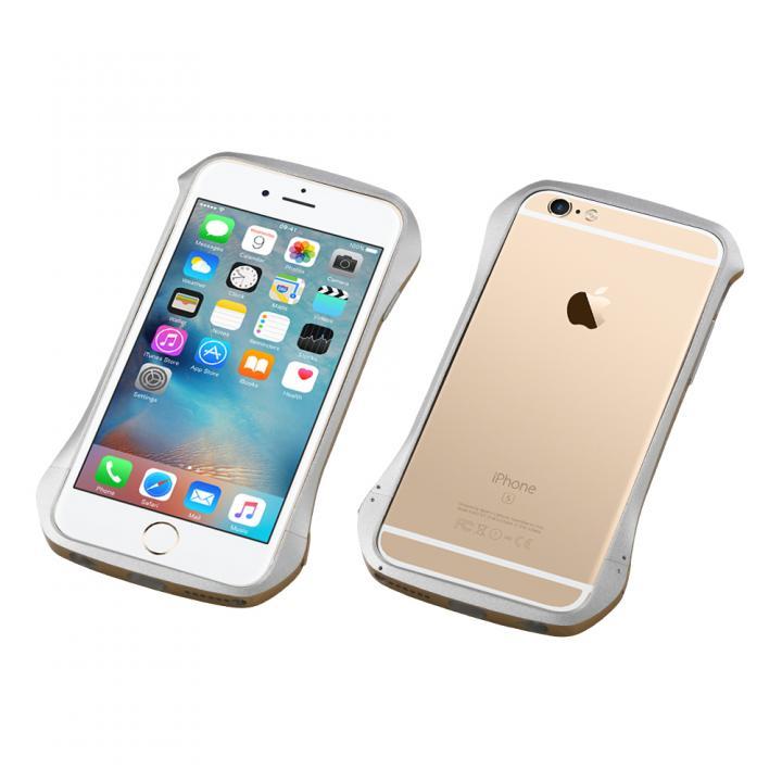 【iPhone6s/6ケース】CLEAVE アルミニウムバンパー 限定版 シルバー/ゴールド iPhone 6s/6_0