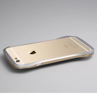 【iPhone6s/6ケース】CLEAVE アルミニウムバンパー 限定版 シルバー/ゴールド iPhone 6s/6_1