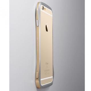 【iPhone6s/6ケース】CLEAVE アルミニウムバンパー 限定版 シルバー/ゴールド iPhone 6s/6_2