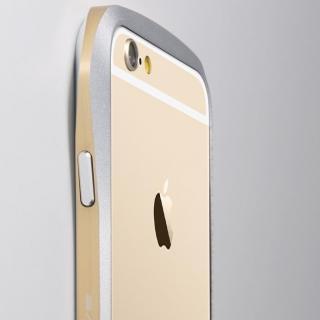 【iPhone6s/6ケース】CLEAVE アルミニウムバンパー 限定版 シルバー/ゴールド iPhone 6s/6_3