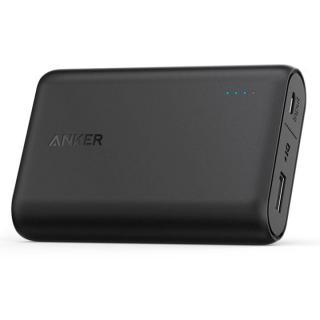 [10000mAh]Anker PowerCore 10000 コンパクトモバイルバッテリー ブラック【8月下旬】
