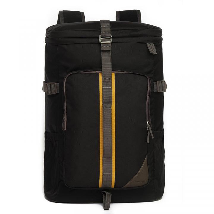 ターガス 15.6インチ Seoul Backpack ブラック_0