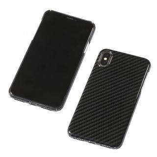 【iPhone XS/Xケース】Deff Ultra Slim & Light Case DURO グロスブラック iPhone XS/X【12月下旬】