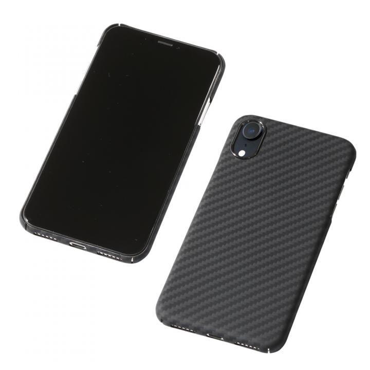 iPhone XR ケース Deff Ultra Slim & Light Case DURO マットブラック iPhone XR_0