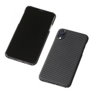 【iPhone XRケース】Deff Ultra Slim & Light Case DURO マットブラック iPhone XR【12月下旬】